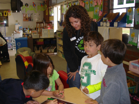 Growing Up Green Classroom Presentation