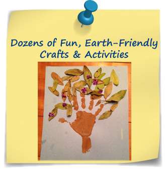 Green Crafts and Activities